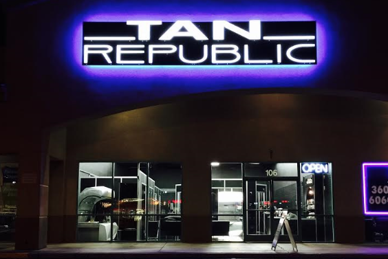 Tan Republic Las Vegas - Sahara