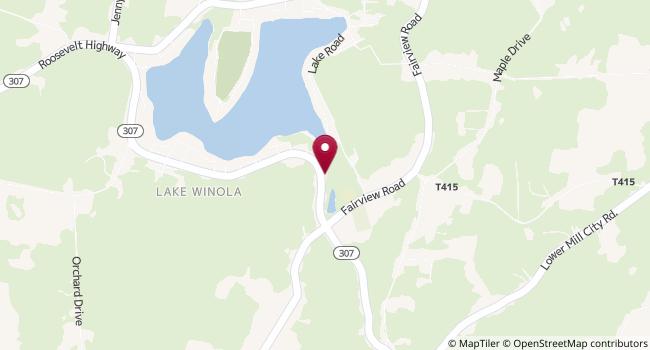 Pump N Pantry #10 - Lake Winola ATM