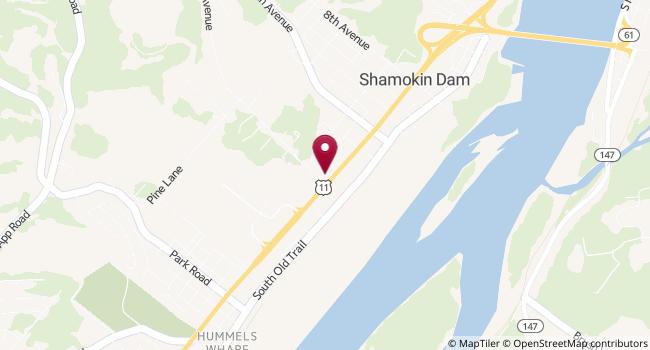 Shamokin Dam ATM