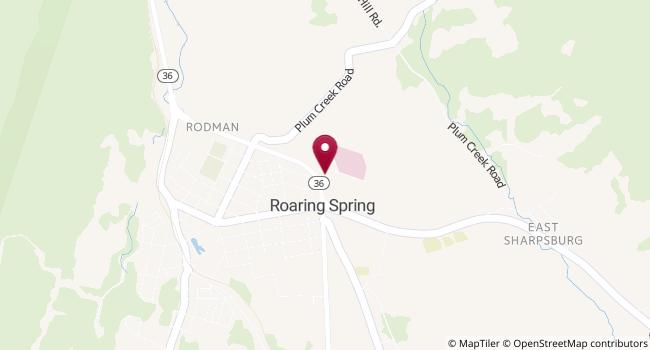 Roaring Spring ATM