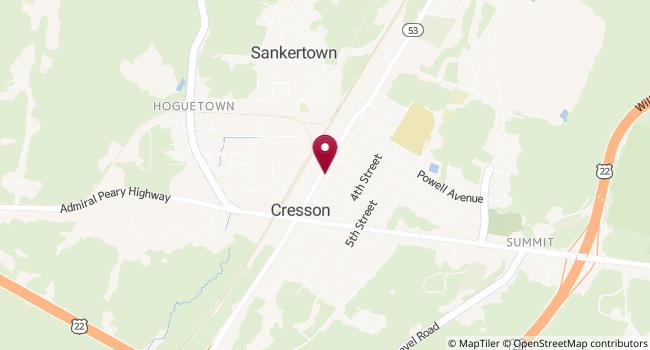 Cresson Drive-Up