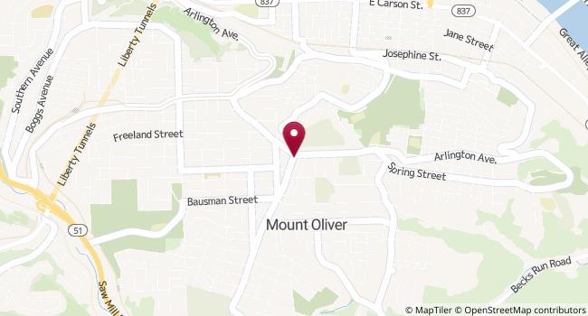 Mount Oliver ATM