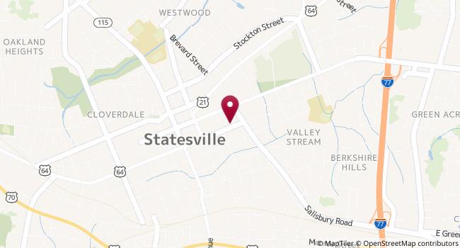 Statesville Main