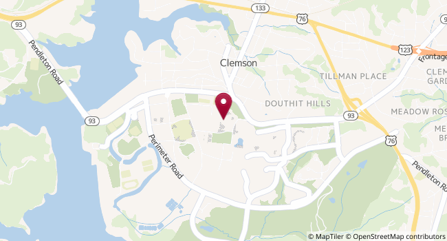Clemson University - Edgar Brown Student Union ATM