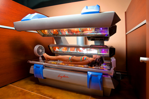 1050 Tanning Bed